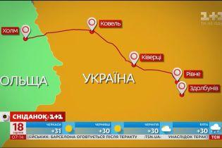 Швидкісні потяги їздитимуть до Польщі ще з трьох українських міст - економічні новини