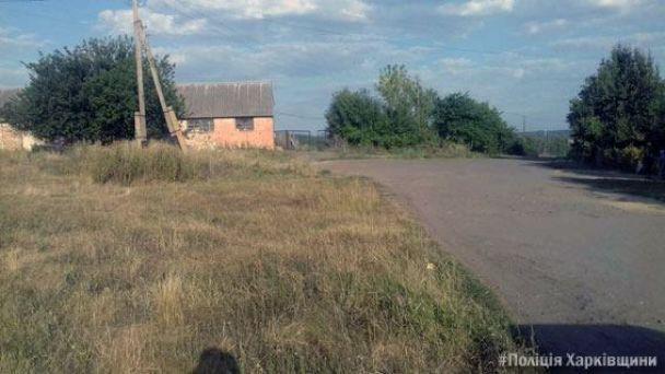 НаХарьковщине 6-летний парень умер, поджегши солому