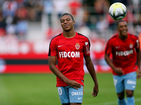 """""""Монако"""" хоче виторгувати за 18-річного гравця 200 мільйонів євро"""