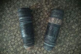 На Донеччині знайшли виготовлені в Росії боєприпаси для БМП