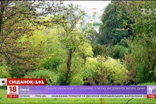 Унікальна колекція рослин ботанічного саду імені Гришка