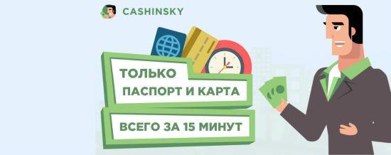 В Україні розпочинає роботу інноваційний сервіс Cashinsky