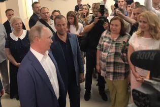 Путін прилетів із Медведєвим до окупованого Севастополя
