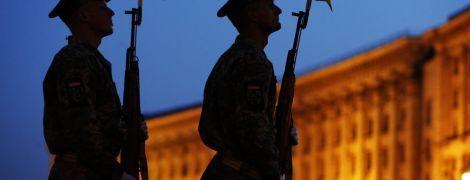 Ветераны АТО впервые приобщились к репетициям парада на Крещатике