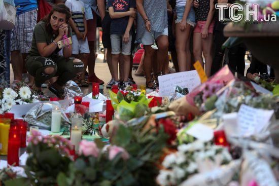 Жертвами терактів в Іспанії стали громадяни 34 країн