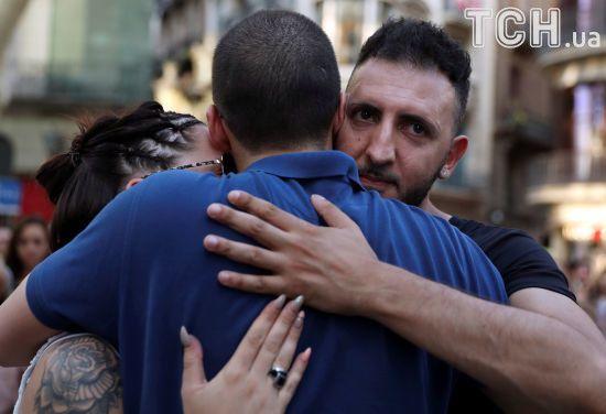 В Іспанії опізнали дев'ять з 14 жертв жахливих терактів