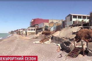 Медленная смерть крымских курортов: Николаевку и Малый Маяк массово покидают местные предприниматели