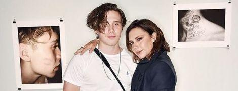 Виктория Бекхэм опубликовала новое фото со старшим сыном