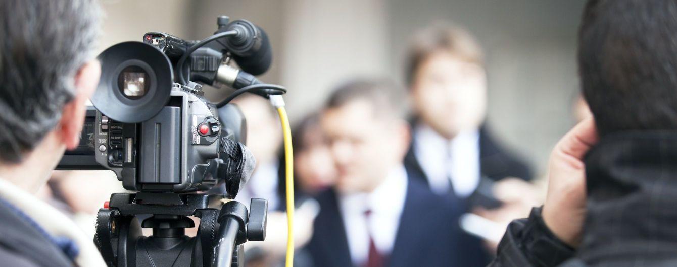 Прокуратура открыла производство за препятствование работе журналистов, которые снимали Медведчука