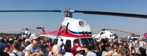 """""""Мотор Січ"""" презентувала перший український вертоліт"""