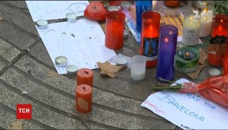 Полиция назвала имя главного подозреваемого в смертельном наезде в Барселоне