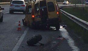 На Київщині п'яний водій виїхав на зустрічну смугу і вбив 3-річну дитину