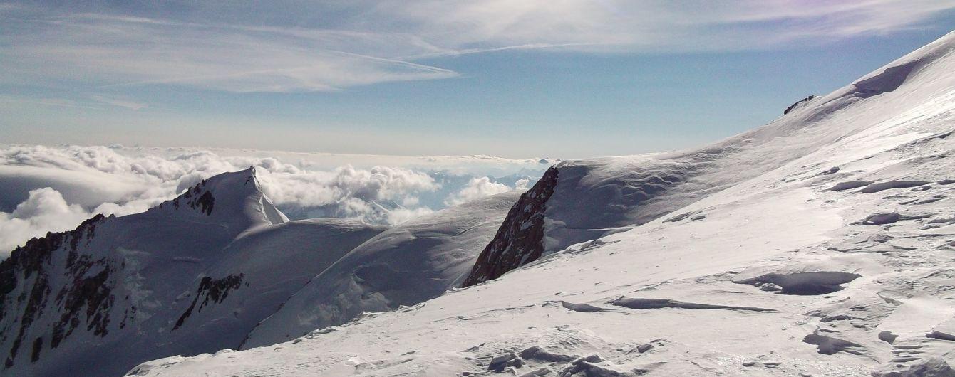 Пд час походу на Монблан загинув укранський альпнст