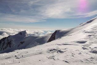 Во время похода на Монблан погиб украинский альпинист