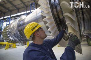 Московский суд отказал Siemens в аресте отправленных в оккупированный Крым турбин