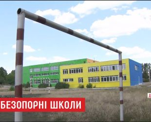 Із 30 запланованих опорних шкіл Донеччини лише одна готова приймати дітей на навчання