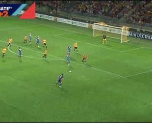 БАТЭ - Александрия - 1:1. Уверенные шаги украинской команды в Лиге Европы
