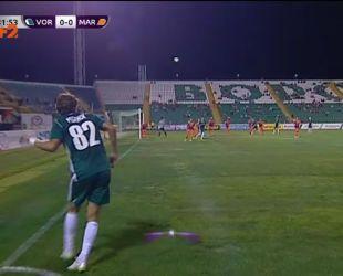 Ворскла - Мариуполь - 1:0. Видео матча