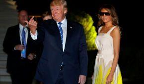 Трамп повернувся до Білого дому після відпустки