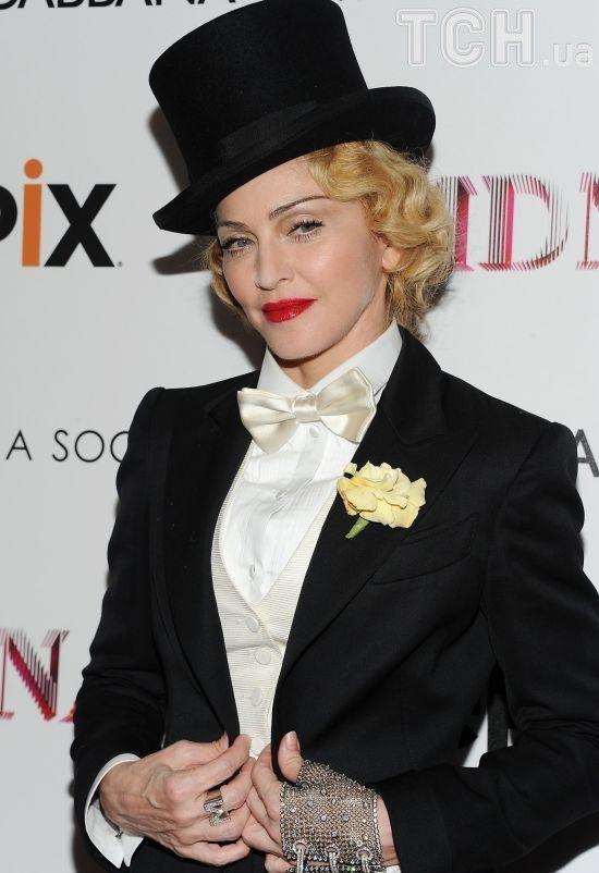 Мадонна вперше зібрала усіх шістьох дітей на одному фото