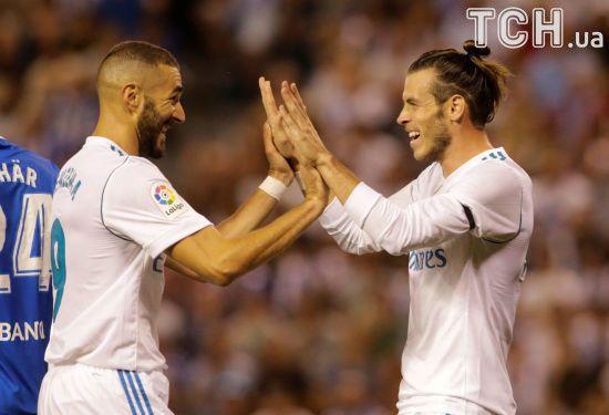 """""""Реал"""" без Роналду стартував з перемоги в першому турі чемпіонату Іспанії"""