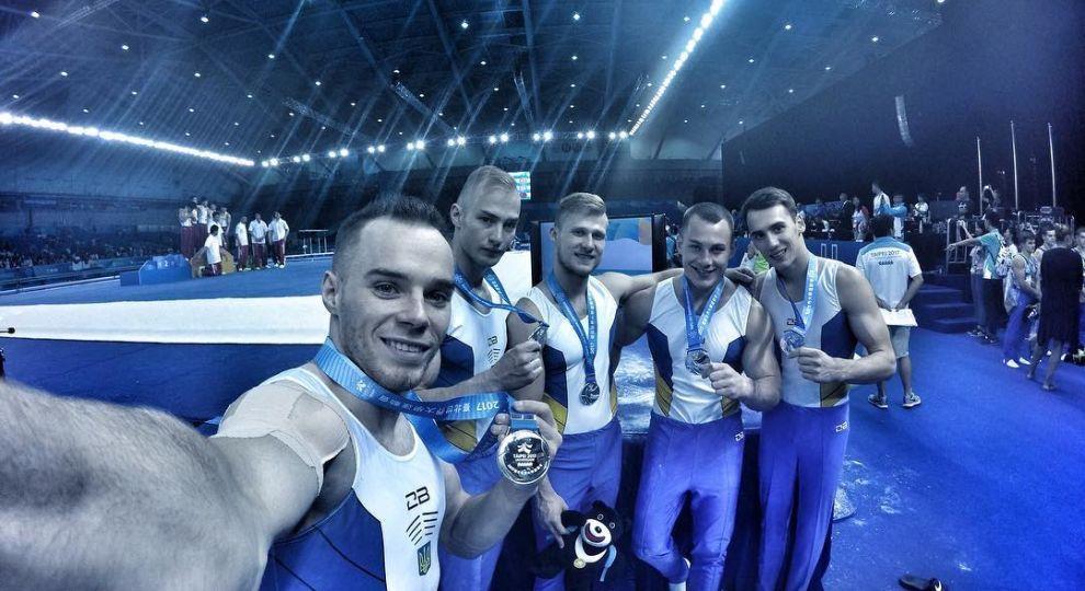 Збірна України завоювала 4 нагороди в перший день Всесвітньої Універсіади