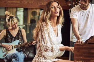 Сексуальная красотка Жизель Бундхен предстала в новой рекламной фотосессии