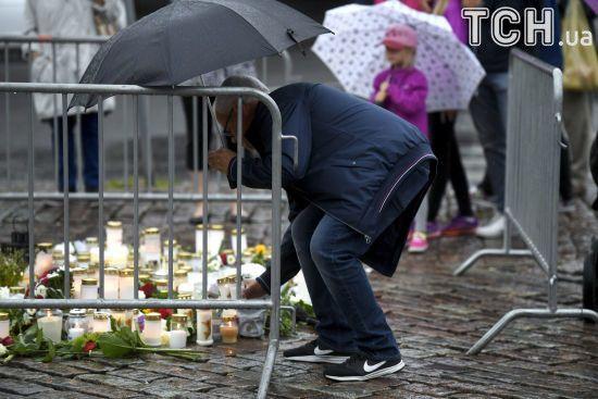 Фінський суд назвав ім'я 18-річного терориста, який здійснив криваву атаку з ножем