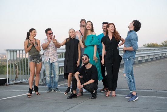 """Канал """"1+1"""" представив танцівників проекту """"Танці з зірками"""""""