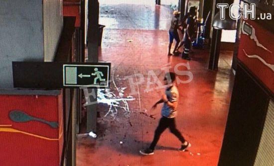 Опубліковані фото втечі підозрюваного у скоєнні теракту в Барселоні