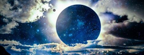 Практика солнечного затмения и магия 1-го лунного дня