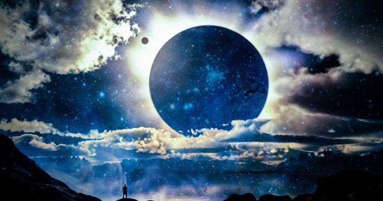 Потенціал сонячного затемнення та магія 1-го місячного дня