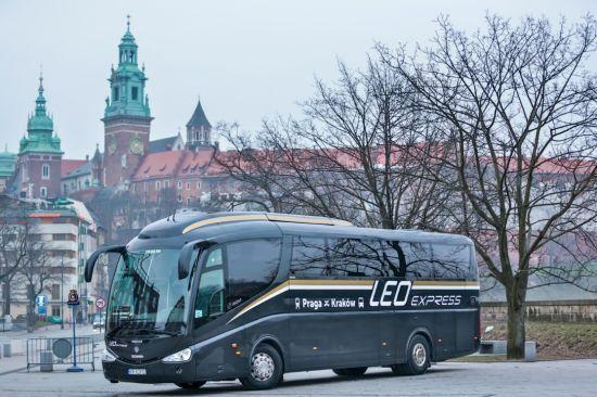 Чеська компанія LEO Express подовжить свій автобусний маршрут в Україні