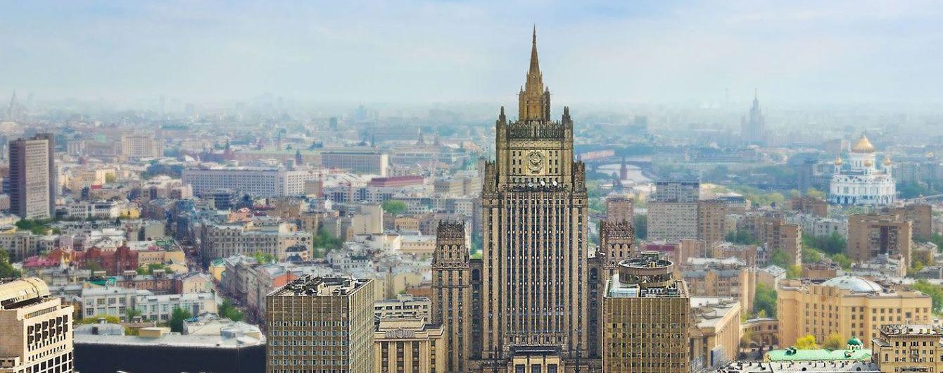 МЗС Росії погрожує американським журналістам окремими відстороненими місцями на брифінгах