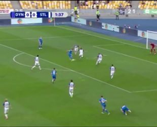 Суперголи 6-го туру УПЛ. Відео голу Артема Бєсєдіна