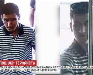 Терорист, який в'їхав у натовп в Барселоні, міг виїхати до сусідньої Франції