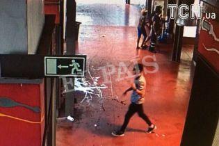 Опубликованы фото побега подозреваемого в совершении теракта в Барселоне