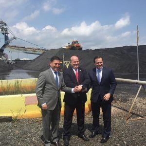 В Україну відправилися перші 85 тисяч тонн американського вугілля