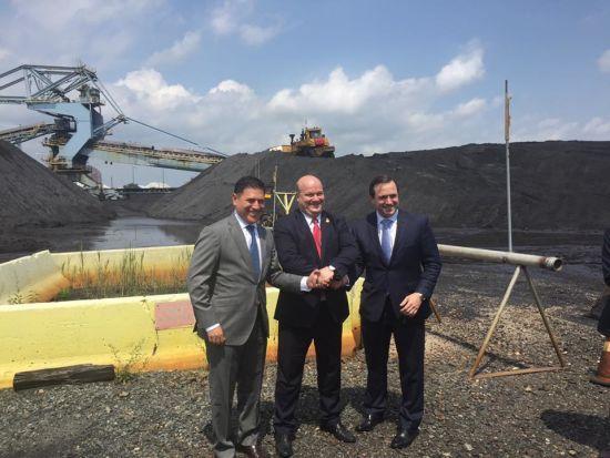 До України надійшли перші 85 тисяч тонн американського вугілля