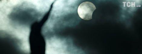 В пятницу, 13-е земляне увидят солнечное затмение