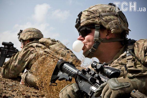 Трамп представив нову стратегію США в Афганістані