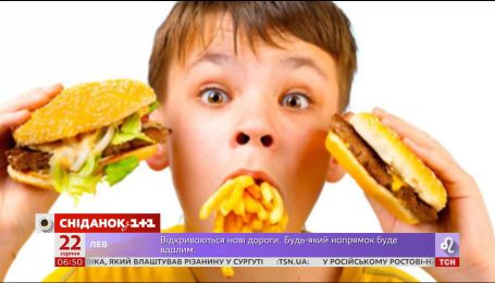 У Великій Британії зменшаться порції їжі з фастфудів