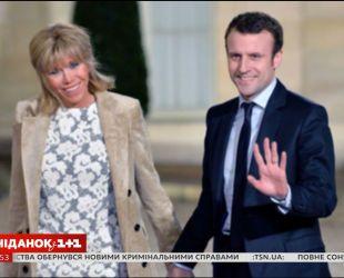 Супруга президента Франции не получила оплачиваемую должность первой леди