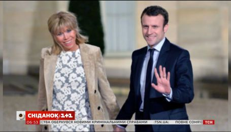 Дружина президента Франції не отримала оплачувану посаду першої леді