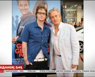 72-річний актор Майкл Дуглас вперше стане дідусем