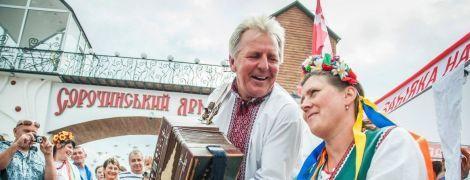 На Полтавщині стартує Сорочинський ярмарок, на який приїде до мільйона покупців