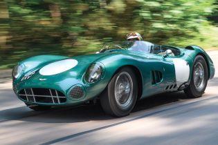 На аукционе продали гоночный Aston Martin DBR1 1956 года за 22,55 млн долларов