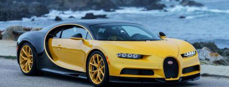 Bugatti друкують гальма на 3D принтері