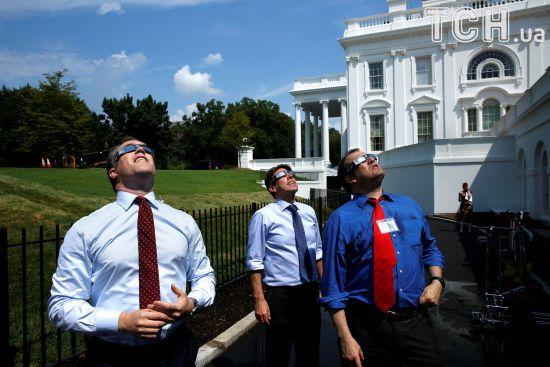 Через працівників-витріщак на сонячне затемнення компанії США втратили майже 700 млн доларів