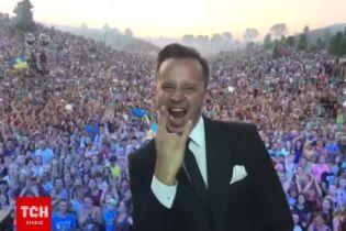 Поздравление Артема Гагарина с Днем Независимости Украины